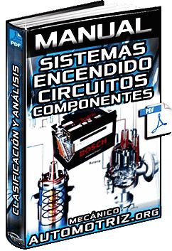 Manual de Sistemas de Encendido - Clasificación, Circuitos y Componentes