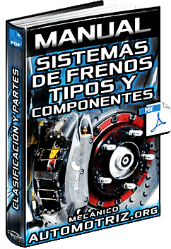 Manual de Sistemas de Frenos - Tipos, Dispositivos de Frenado y Componentes
