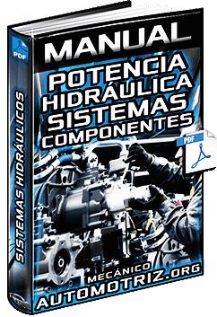 Manual de Sistemas Hidráulicos – Leyes, Potencia, Planos y Componentes
