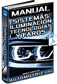 Manual de Sistemas de Iluminación – Tecnologías, Faros, Luces, LED y Xenón
