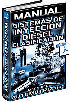 Manual de Sistemas de Inyección Diésel – Aplicaciones, Clasificación y Estructura