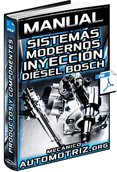 Manual de Sistemas de Inyección Diésel Bosch – CRS Common Rail, UPS, UIS y Bombas