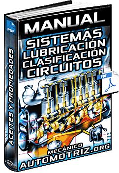 Manual de Sistemas de Lubricación del Motor - Aceites, Propiedades y Engrase
