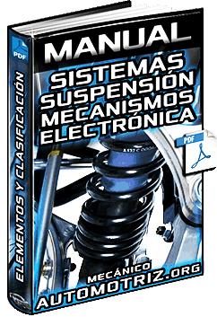 Manual de Sistemas de Suspensión - Tipos, Componentes, Regulación y Electrónica