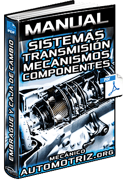 Manual de Sist. de Transmisión - Embrague, Caja de Cambios Mecánica y Mecanismos