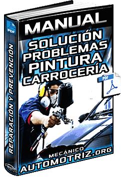 Manual de Solución de Problemas en la Pintura de la Carrocería y Prevención