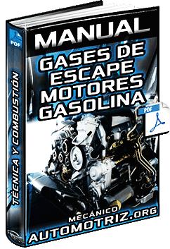 Manual de Técnica de Gases de Escape en Motores de Gasolina – Combustión