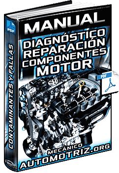 Manual de Diagnóstico y Reparación de Componentes del Motor a Gasolina