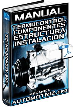 Manual de Termocontrol – Estructura e Instalación de Aire Acondicionado