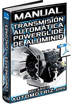 Manual de Transmisión Automática Powerglide – Componentes y Controles