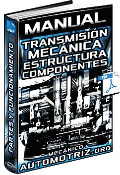 Manual de Caja de Cambios Manual – Transmisión, Componentes y Funciones