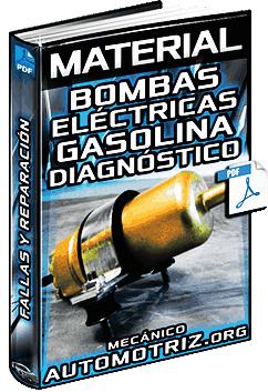 Material: Bombas Eléctricas de Gasolina - Pruebas, Diagnóstico y Reparación
