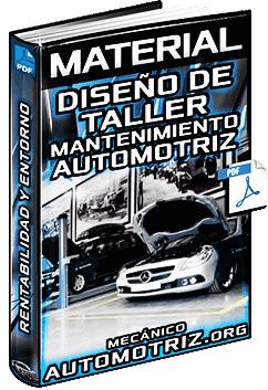 Material: Diseño del Taller de Mantenimiento Automotriz - Rentabilidad