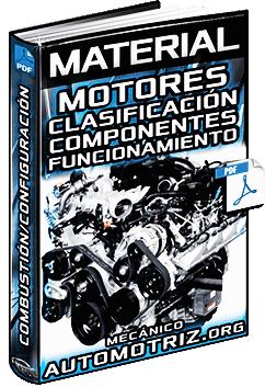 Material de Motores - Clasificación, Componentes y Funcionamiento