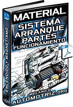 Material de Sistema de Arranque - Magnetismo, Estructura y Funciones