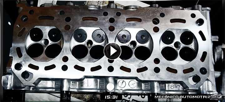 Vídeo de Ajuste de la Culata del Motor – Uso de Torquímetro y Goniómetro