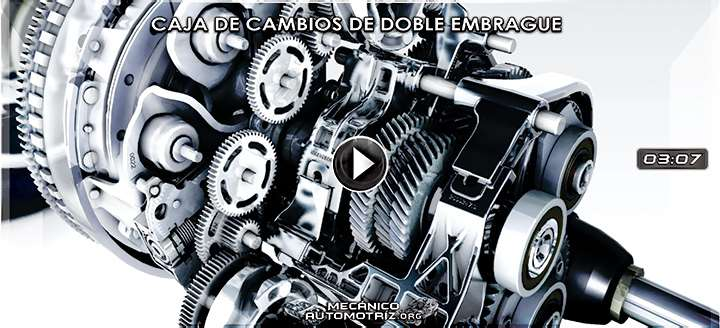Vídeo: Caja de Cambios de Doble Embrague - Componentes y Funcionamiento