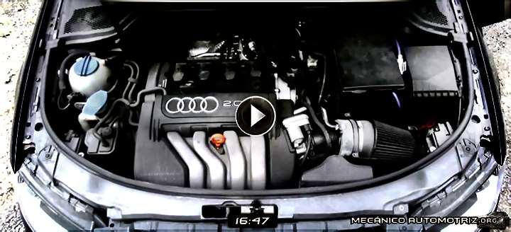 Vídeo de Cómo Lavar y Limpiar el Motor de un Vehículo Audi – Recomendaciones