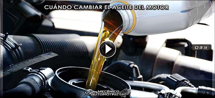 Vídeo de Cuándo cambiar el Aceite del Motor – Sugerencias y Consejos
