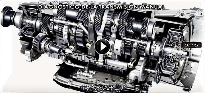 Vídeo de Diagnóstico de la Transmisión Manual – Fallas Comunes e Inspección