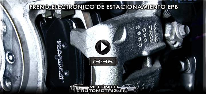 Vídeo de EPB Freno Electrónico de Estacionamiento - Funciones y Mantención