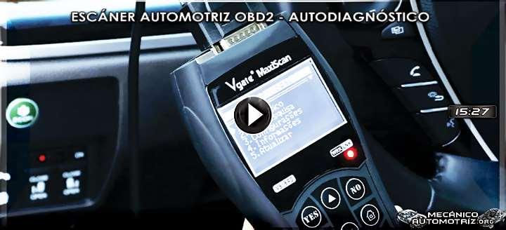Vídeo de Escáner Automotriz - Conexión, OBD2, Programa y Diagnóstico de Fallas