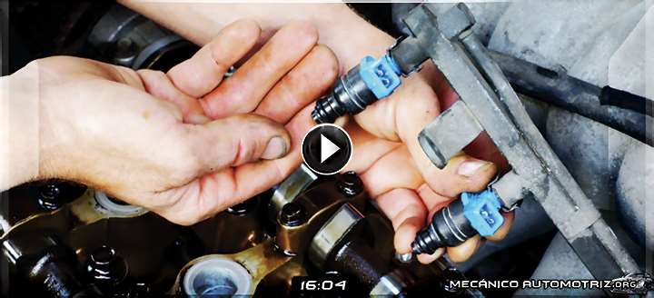 Vídeo de Funcionamiento de Inyectores – Comprobación, Pruebas y Controles