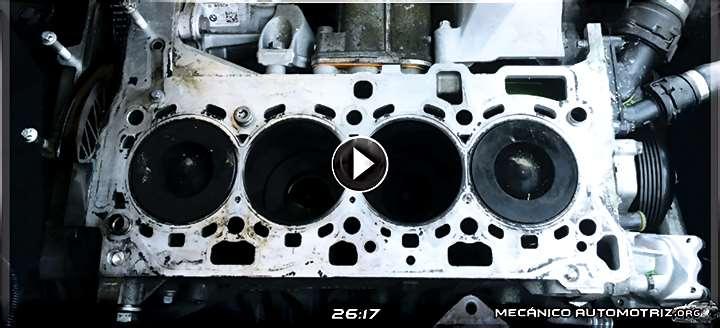 Vídeo de Limpieza del Bloque del Motor – Tapa de Cilindros y Junta de Culata