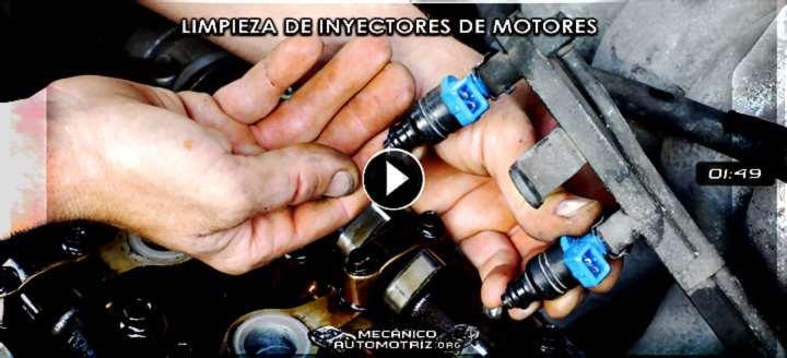Vídeo: Limpieza de Inyectores de Motores – Funcionamiento y Recomendaciones