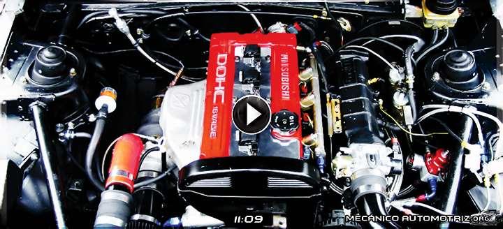 Vídeo de Modificaciones Básicas del Motor de Combustión – Aumento de Potencia