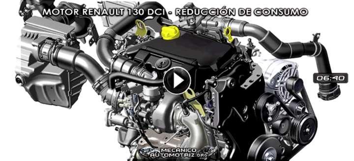 Vídeo: Motor Renault 130 dCi – Tecnología de Reducción de Consumo y Rendimiento