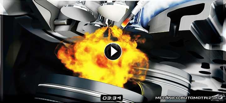 Vídeo de Motores Ciclo Otto de 4 Tiempos - Funcionamiento, Elementos y Ejemplo