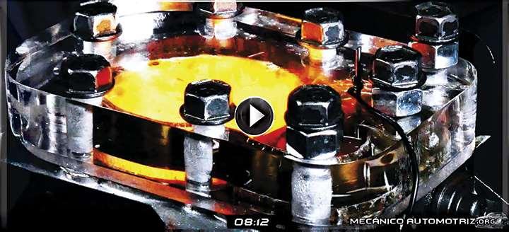 Vídeo: Proceso Interno de Combustión de un Motor Real en Cámara Lenta 4000 FPS