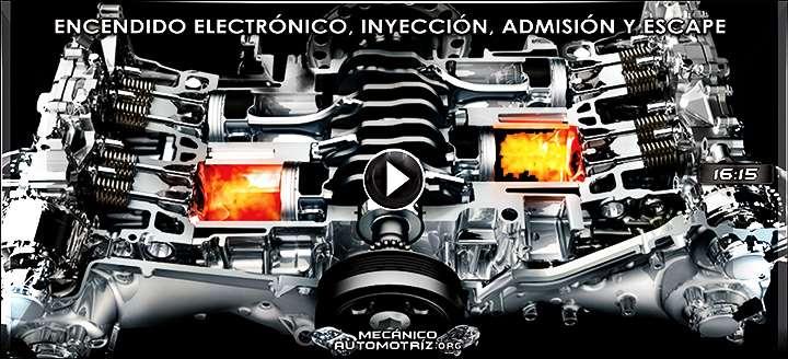 Vídeo de Sist. de Encendido Electrónico, Inyección, Admisión y Escape - Diagnóstico