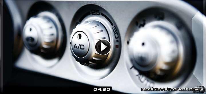 Vídeo del Sistema de Aire Acondicionado – Componentes, Funcionamiento y Averías