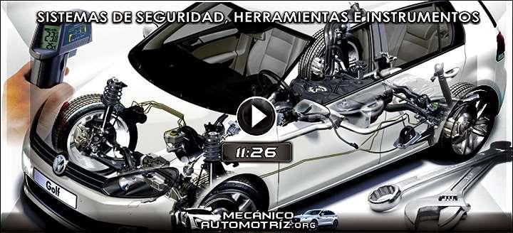 Vídeo de Sistemas de Seguridad del Auto, Herramientas e Instrumentos de Medición