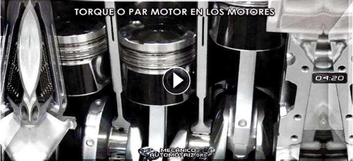 Vídeo: Torque o Par Motor en los Motores – Potencia, Consumo, Rangos y RPM