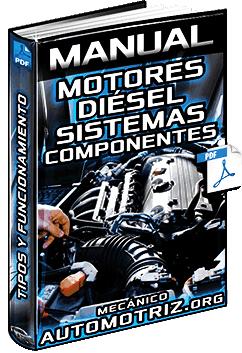 Manual Básico de Motores Diésel – Tipos, Componentes, Funcionamiento y Sistemas