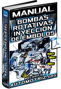 Manual de Bombas Rotativas de Inyección de Émbolos Radiales en Motores Diésel