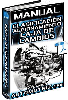 Manual de Caja de Cambios de un Tractor - Esquema, Componentes y Accionamiento