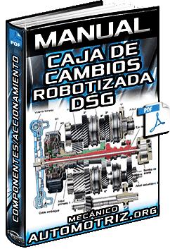 Manual de Caja de Cambios DSG – Sistemas, Accionamiento, Electrónica y Sensores