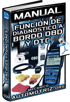 Manual: Función de Diagnóstico a Bordo OBD – Principios y Funciones del DTC
