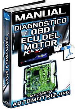 Manual: Diagnóstico a Bordo OBD de ECU del Motor – Tipos, Funciones de la MIL y DTC