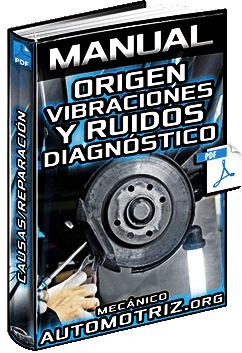Manual de Origen de Vibraciones y Ruidos – Diagnóstico, Mecanismos y Reparación