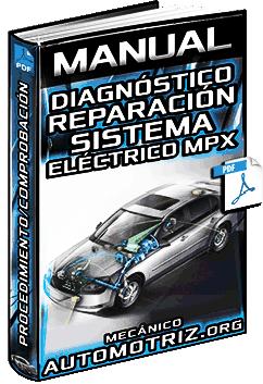 Manual: Diagnóstico del Sistema MPX – Problemas, Procedimiento y Comprobación