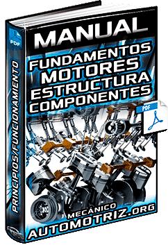 Manual de Motores – Partes, Mecanismos, Funcionamiento, Diagramas, Ciclos y Fases