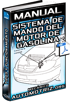Manual: Sistema de Mando del Motor – Sensores, Tipos y Funcionamiento