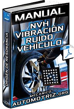 Manual: NVH Vibración y Ruido en el Vehículo – Tipos, Transmisión y Origen