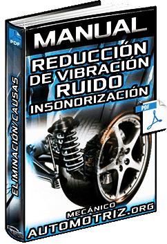 Manual: Reducción de Vibración y Ruidos – Aislamiento, Amortiguación e Insonorización