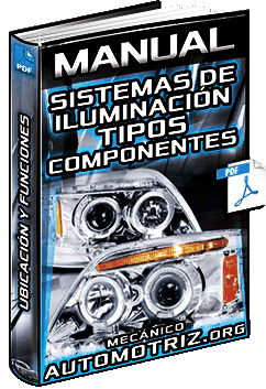 Manual de Sistemas de Iluminación - Tipos, Componentes, Ubicación y Funcionamiento